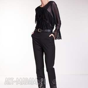 wyjątkowe spodnie moda manola