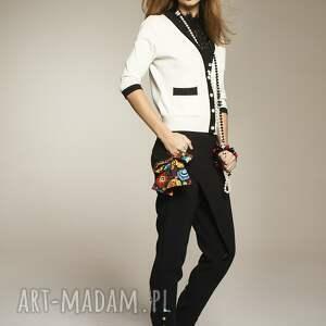 Spodnie natasza 7701 - kobiece nowoczesne