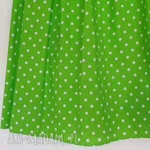 zielone spodnie zielona spódnica promocja // spódniczka
