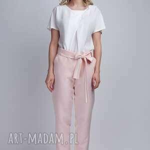 spodnie spodnie, sd109 róż