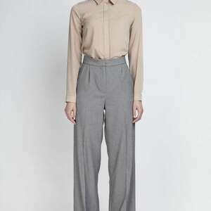 spodnie szerokie sukienka, sd111 pepito