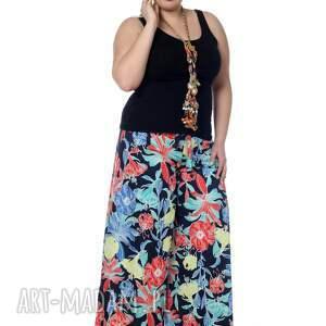spodnie: Wyjątkowe designerskie 100% Bawełna, tylko 2 sztuki