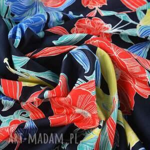 ręczne wykonanie spodnie bawełna wyjątkowe designerskie 100%