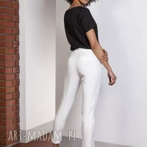 ręcznie wykonane spodnie z wysokim stanem, sd115