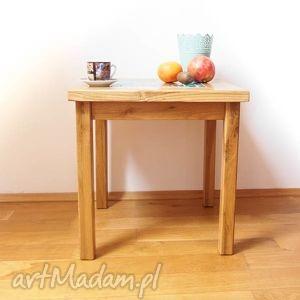 stoły stół dębowy stolik kawowy
