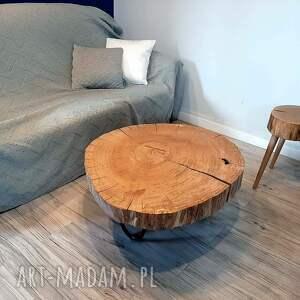 unikalne stoły dąb stolik kawowy dębowy 2, kolekcja