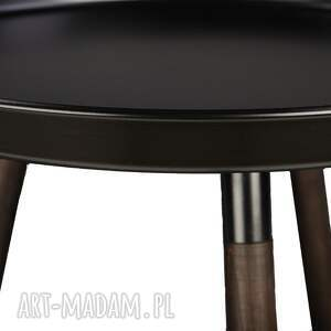 nietuzinkowe stoły loft sticks stolik taca 465