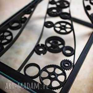 oryginalne stoły ława stolik, z serii black river prostota