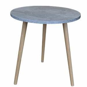 kawowy stoły stolik beton jasny