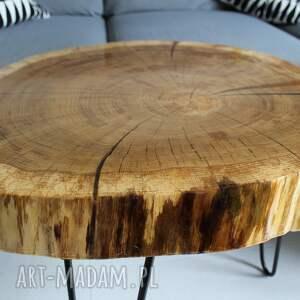 stoły design stolik, który przykuwa wzrok już od pierwszej