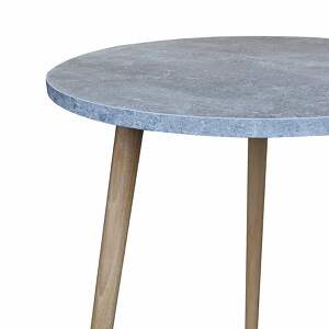 stoły kawowy stolik beton jasny