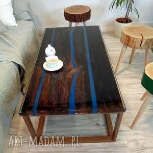 ława stoły stolik kawowy ze starych desek