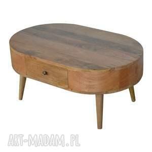 ręczne wykonanie stoły lite drewno stolik kawowy ława z szufladami