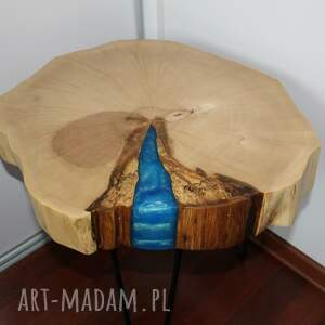 stoły lofy stolik kawowy plaster graba