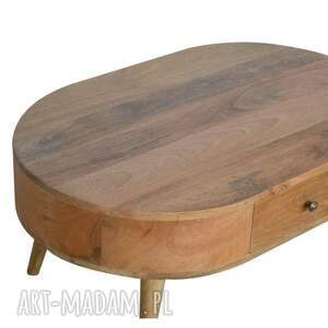 minimalizm stoły stolik kawowy ława z szufladami