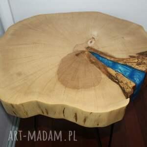 stoły stolik kawowy plaster graba