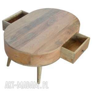 ręczne wykonanie stoły stolik kawowy ława z szufladami