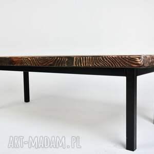 stoły ławka stolik kobe - drewno, unikat