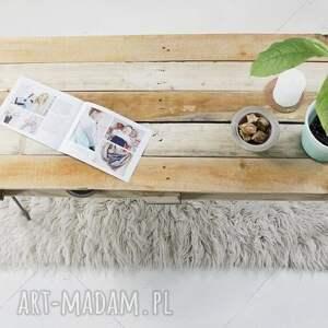 stoły industrialny stolik mangabe,