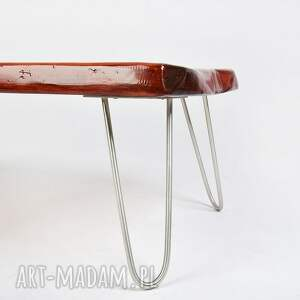 urokliwe stoły stolik maono - industrialny