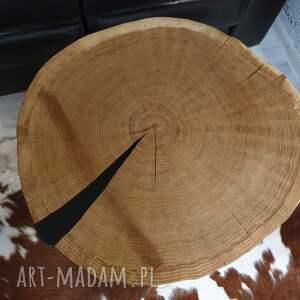 stoły stolik plaster drzewa dębu