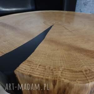 frapujące stoły żywica stolik, który przykuwa wzrok już od pierwszej
