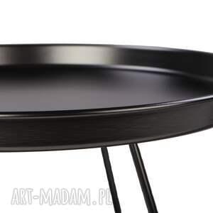 NORDIFRA stoły: Stolik Pogórze M - hand made loft