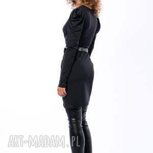 elegancka alexis black - sukienka