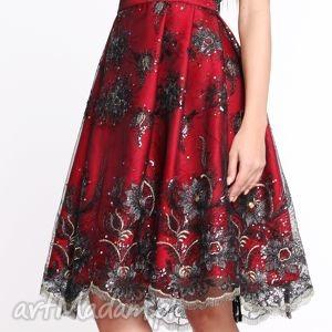 sukienki jesień apollina - sukienka