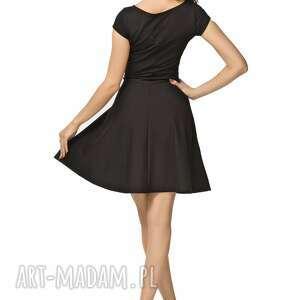 sukienki bawełniana rozkloszowana sukienka