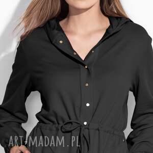 casual sukienki bien fashion czarna sukienka