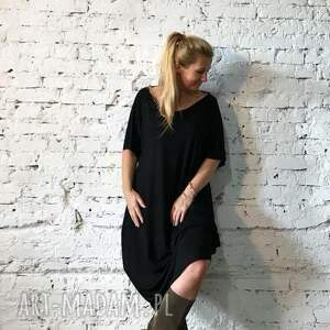 trendy sukienki maxi-sukienka black moon-sukienka