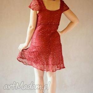 wieczorowa sukienki jedyny egzemplarz. elegancka sukienka