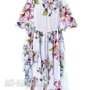 sukienka sukienki carmen hypnotic lily - szyfonowa