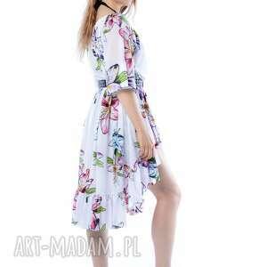 sukienki szyfon carmen hypnotic lily - szyfonowa