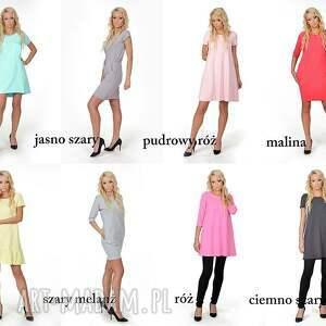 sukienki trapez 7d sukienka rozkloszowana