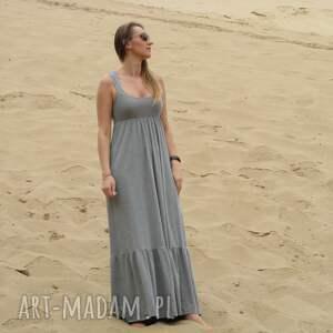 sukienki sukienka 54dł-długa dzianinowa