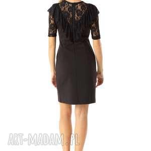 1ec2b07546 intrygujące sukienki elegancka sukienka bardzo modna dopasowana