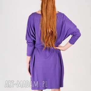 oversize sukienki dzianinowa sukienka