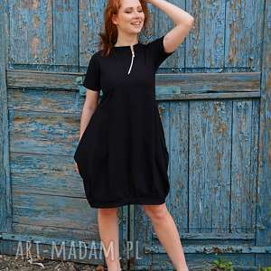 sukienki szeroka elegancka bombka na lato