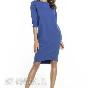 sukienki sukienka elegancka tuba wiązana