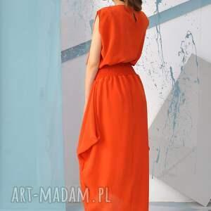 niepowtarzalne sukienki jedwabna fida