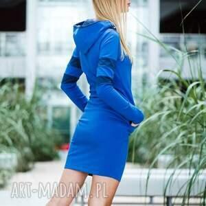 gustowne sukienki dresowa fit dress sukienka
