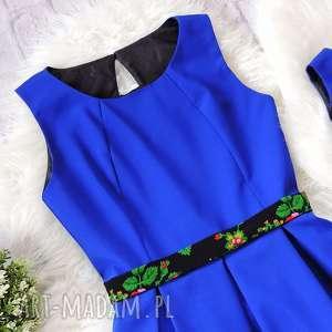 hand made sukienki sukienka góralska dla mamy i córki
