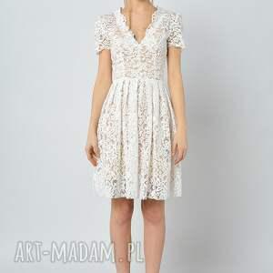 sukienki sukienka gwiazdnica - koronkowa