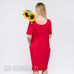 sukienki double fold