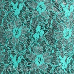 moda sukienki zielone ramona - sukienka zielona
