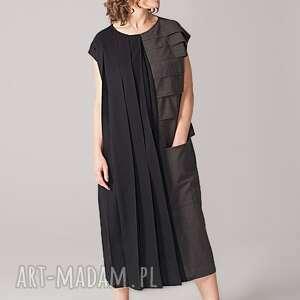 szare sukienki industrial industrialna sukienka tuba