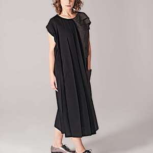 plisowana sukienki industrialna sukienka tuba