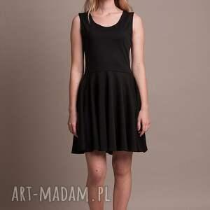 sukienki czarne kate komplet